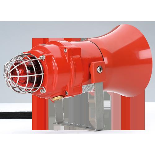 BExCS110-05/BExDCS110-05 Alarm Horn & Xenon Strobe