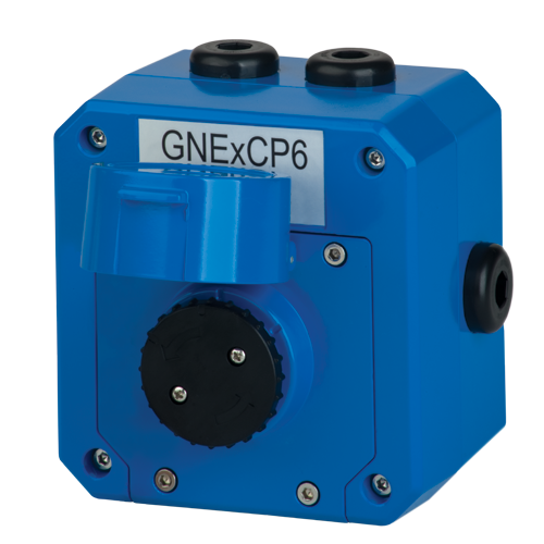 GNExCP6B-PB Push Button