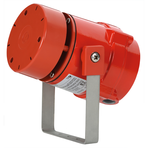 BExS110 Explosion Proof Alarm Horn - Radial Omni-directional