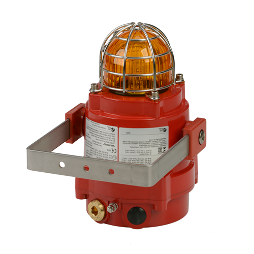 BExBGL2 Explosion Proof L.E.D. Status Light & Beacon